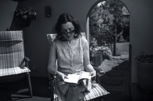 Black and white reading