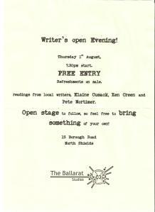 Ballarat poster august 1st 001