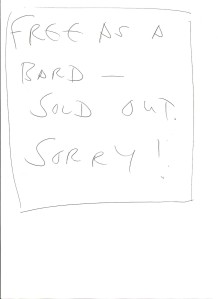 FAAB sell out 001