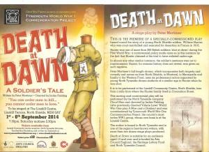 Death at Dawn 001