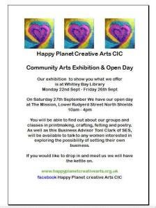 happy planet open day