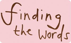 finding the words logo 001
