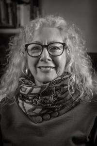 Kitty Fitzgerald - Writer Cullercoats ,  Tyne & Wear - February 2016